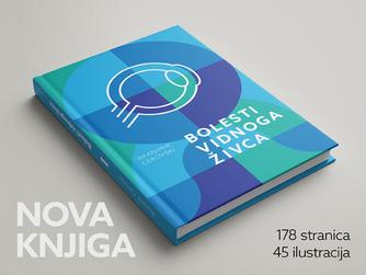 Knjiga Bolesti vidnoga živca