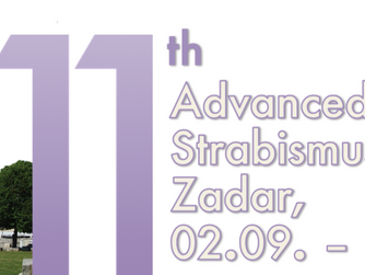 11. Advanced Course of Strabismus