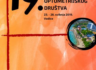 Program 19. kongresa Hrvatskog oftalmološkog i optometrijskog društva