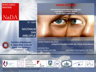NaDA - Nacionalni Dan Ambliopije