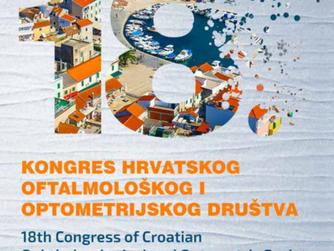 Program 18. kongresa Hrvatskog oftalmološkog i optometrijskog društva