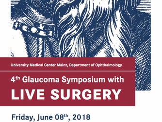 4 Glaucoma Symposium with LIVE SURGERY