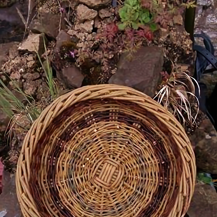 Willow Weaving with John Cowan
