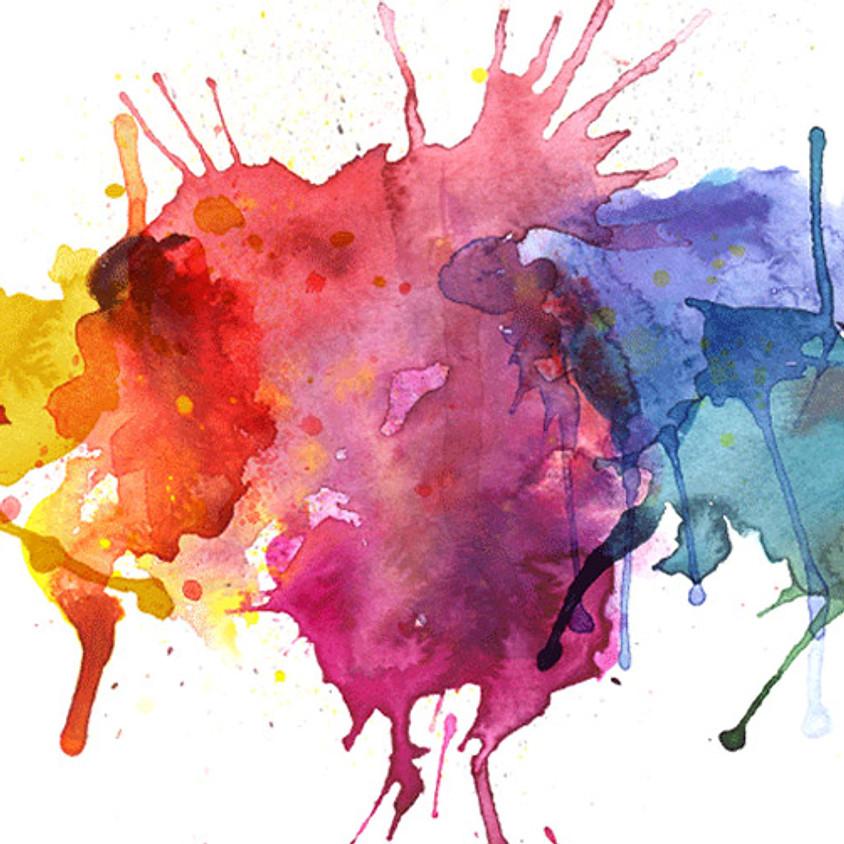 Colour Splash! with Iona Leishman