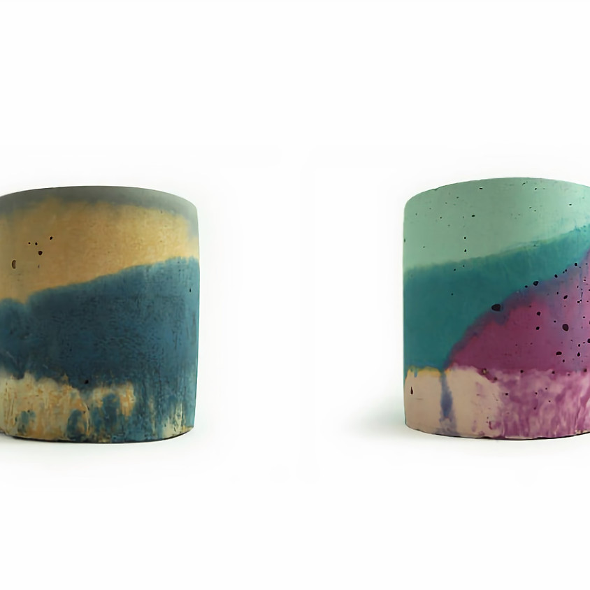 Concrete and Colour Workshop with Emma McDowall (4/4)