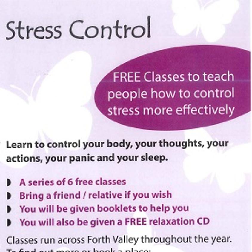 Stress Control Workshop 4/6