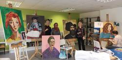 Portrait-painting---Greer-Ralston