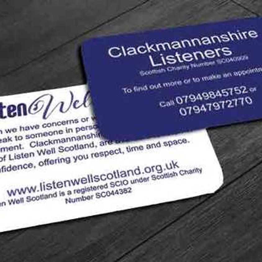 Clackmannanshire Listeners