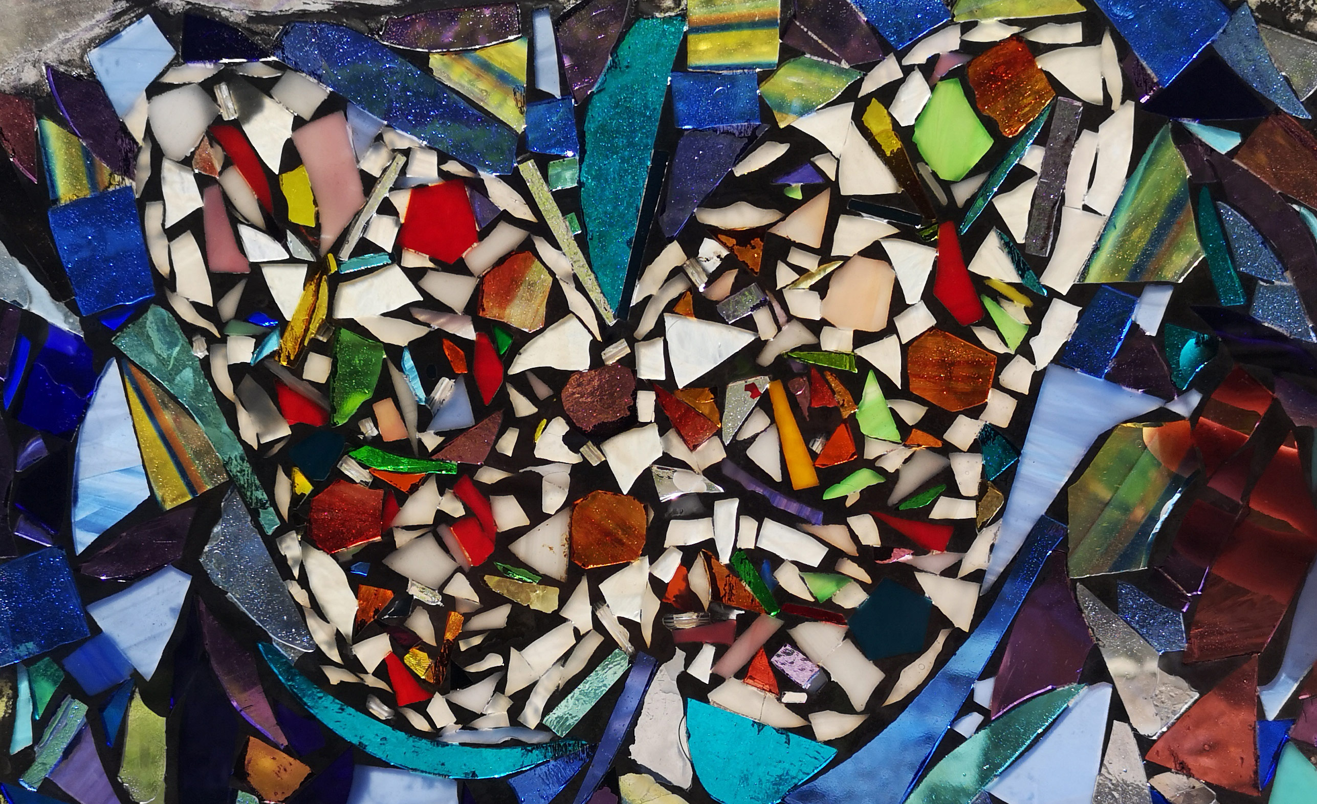 Glass-butterfly-mosaic