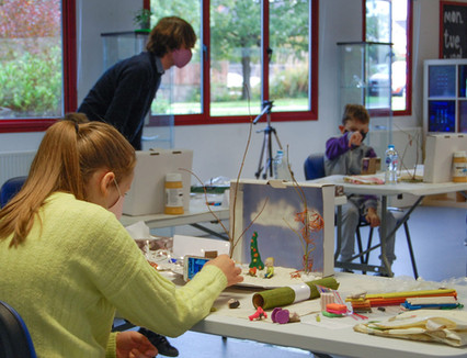 Young Carers Animation workshop-Reachout