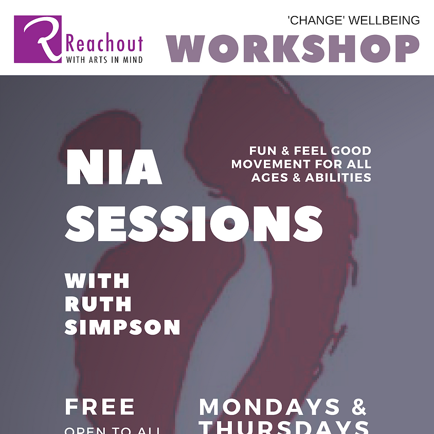 NIA Sessions With Ruth Simpson