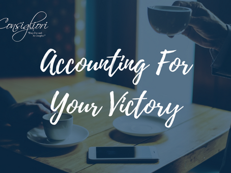 Accounting For Your Victory