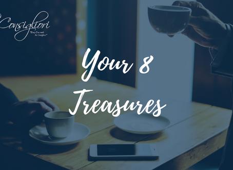 Your 8 Treasures