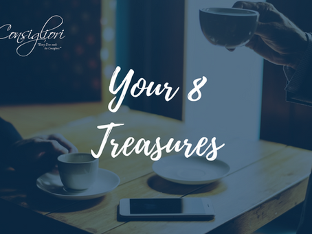 Your 8 Treasures