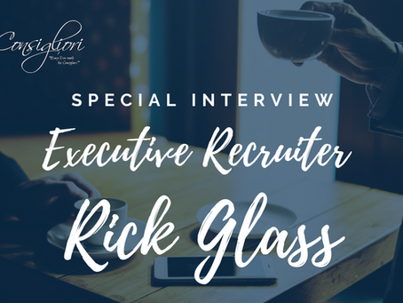 Rick Glass' ascent from $300,000 to $1MM+ per year