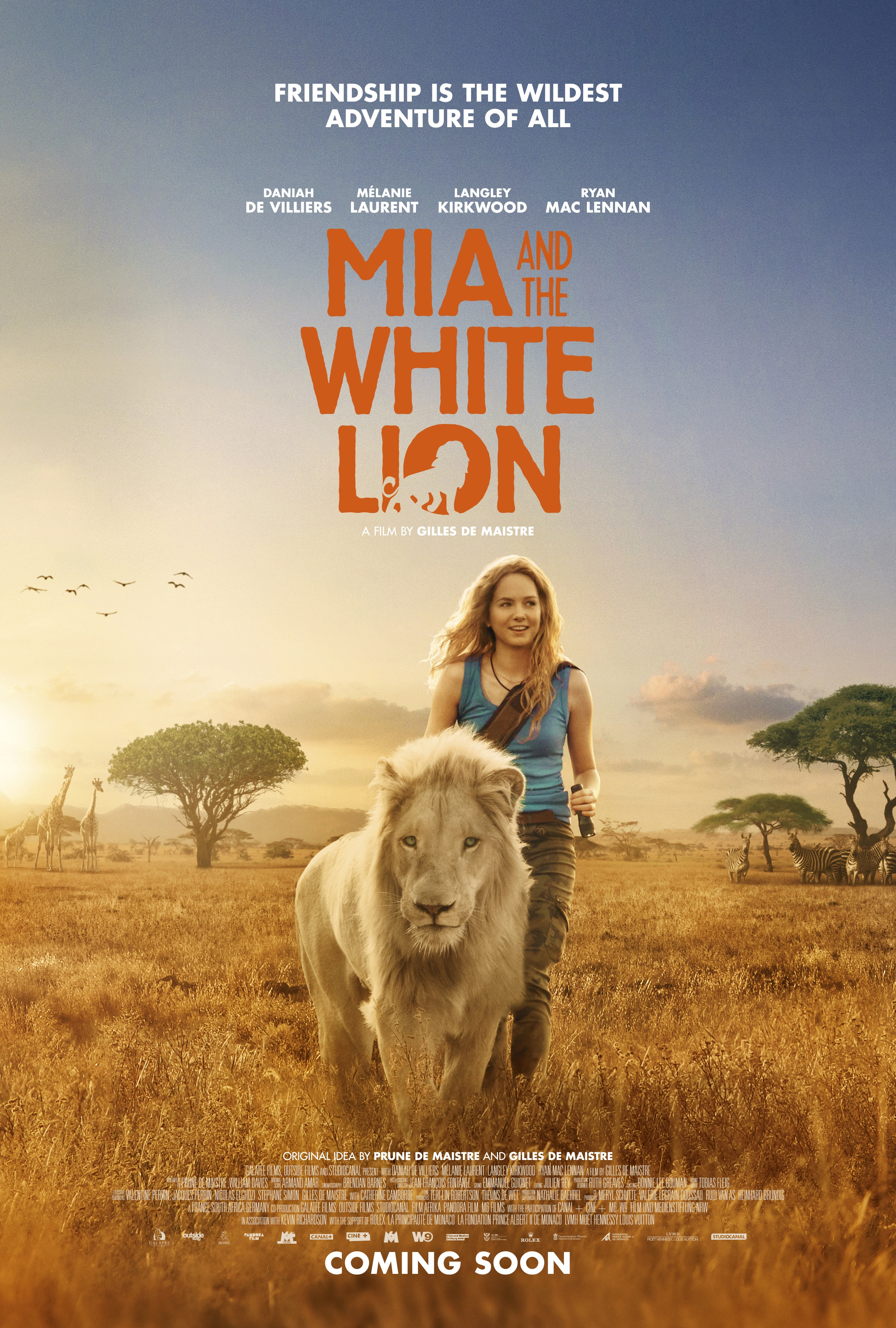 Mia & the white Lion
