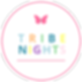 Tribe Nights Circle_Pink Border.png