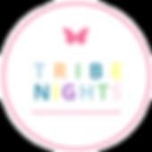 Tribe Nights Circle_Pink Border.png