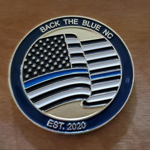 Classic Challenge Coin