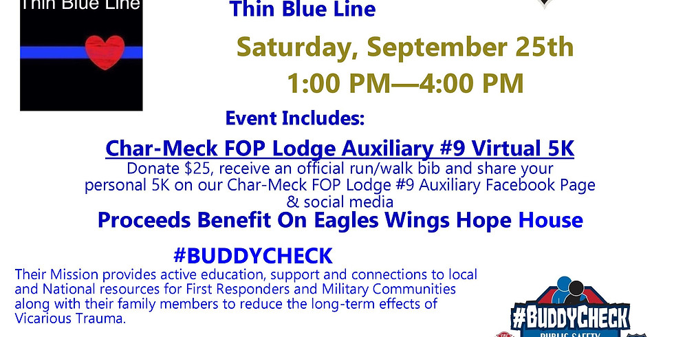 Char-Meck FOP Auxiliary Lodge Fundraising Event