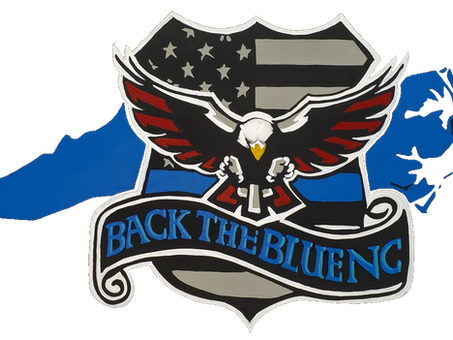 Back The Blue NC, Inc. announces new Partnership