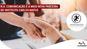 N.A Comunicação é a Mais Nova Parceira do Instituto Carlos Matus