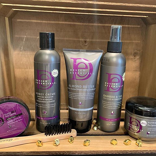 Ultimate healthy hair maintenance, style and hydration kit