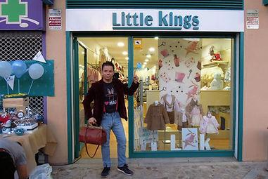 Inauguracion franquicia Little Kings