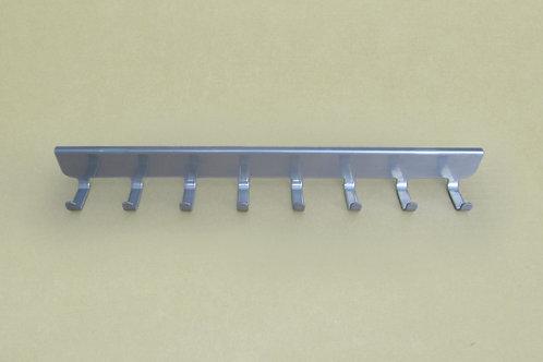 Боковые крючки (8) на кронштейн 320мм,платина