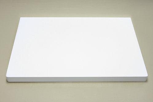 Полка Decor 336х605 мм, белая
