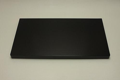 Полка Decor 336х605 мм, орех