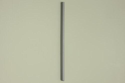Заглушка Левая для кронштейна 320 мм, платина