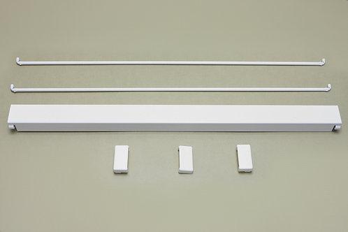 Комплект стабилизации 605мм, белый