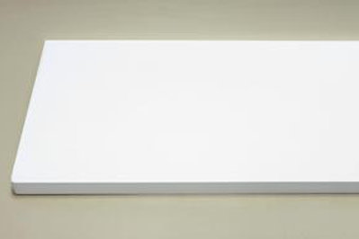 Полка Decor 336х900 мм, белая