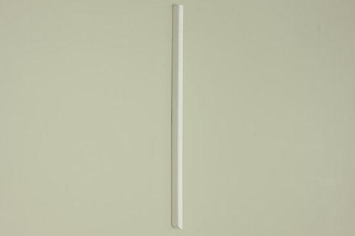 Заглушка Левая для кронштейна 320 мм, белая