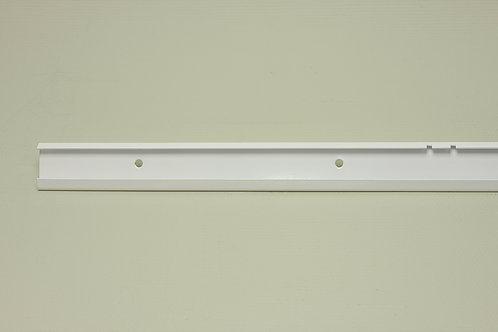 Рельс верхний несущий 1950 мм, белый
