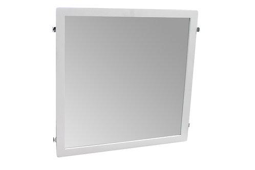 Зеркало decor 598x635x25 мм, белое