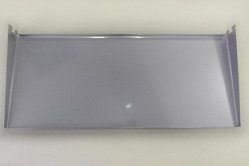 Полка-лоток 450х260 мм, платина