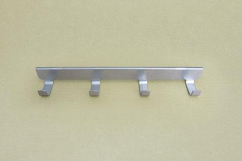 Боковые крючки (4) на кронштейн 320мм,платина