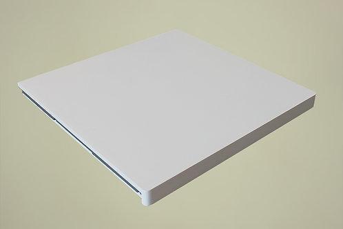 Полка Decor 437х450 мм, белая