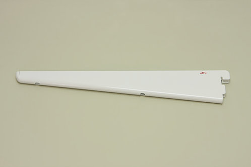 Кронштейн для меламиновой полки 320 мм, белый