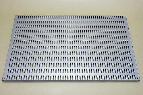 Перфорированная панель 600х382 мм, платина