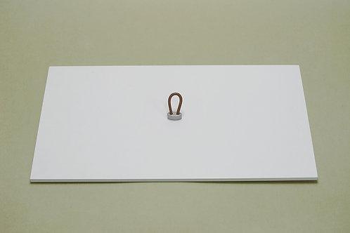Крышка для ящика, белая