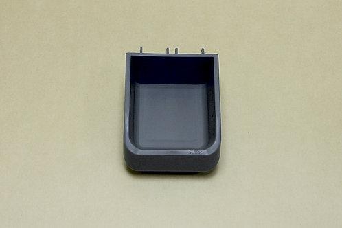 Контейнер для аксессуаров 110х146 мм, серый