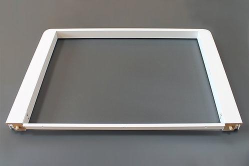 Выдвижная рамка decor NEW, белая
