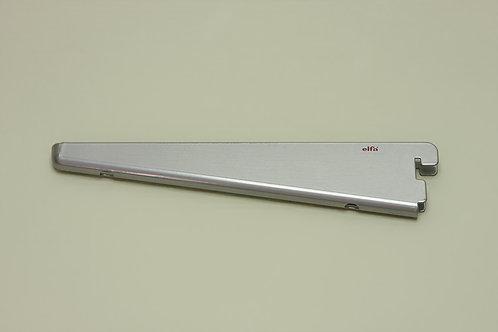Кронштейн для меламиновой полки 220 мм, платина