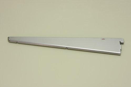 Кронштейн для меламиновой полки 370 мм, платина