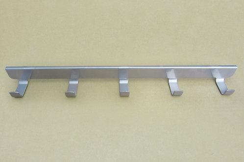 Боковые крючки (5) на кронштейн 420мм,платина