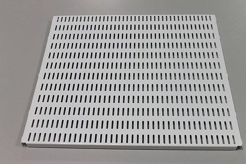 Перфорированная панель 450х382 мм, белая