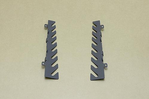 Держатель для гаечных ключей 110 мм 2шт/уп, серый